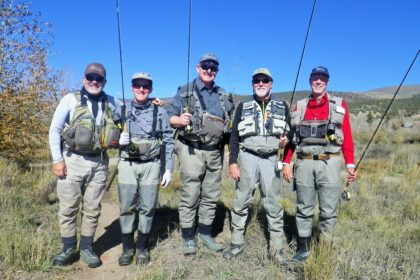 Colorado river Archives   Flyfishers at the Crossing